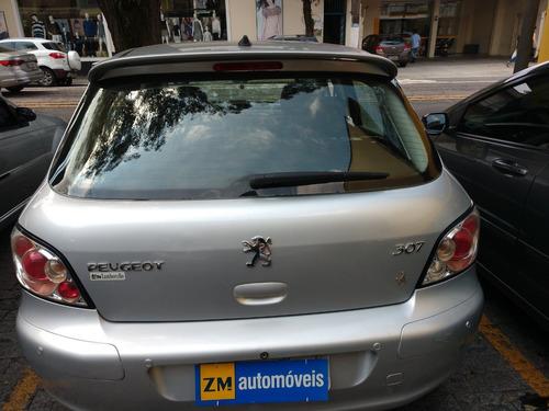 peugeot 307 2.0 premium flex aut. 11 12 z m automóveis