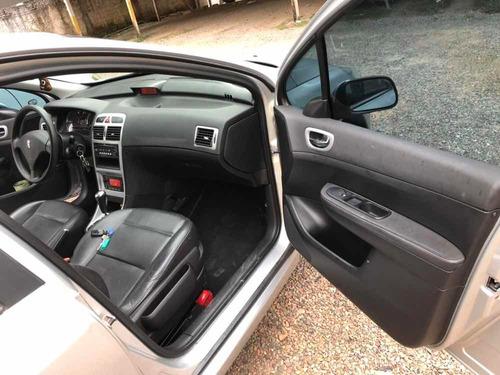 peugeot 307 2.0 premium flex aut. 5p 2012