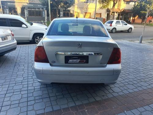 peugeot 307 2.0 sedan xs premium 2008 anticipo y cuotas