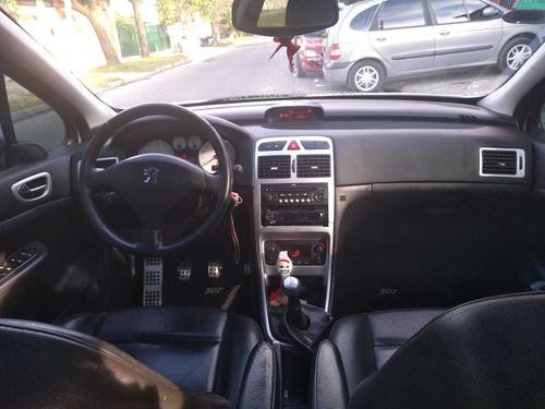 peugeot 307 2.0 sedan xs premium mp3 lim vel 2009