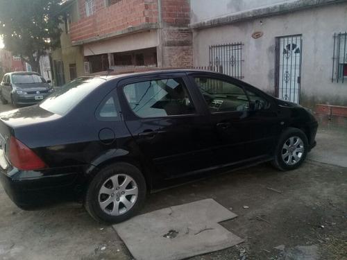 peugeot 307 2.0 sedan xt premium 143cv 2007