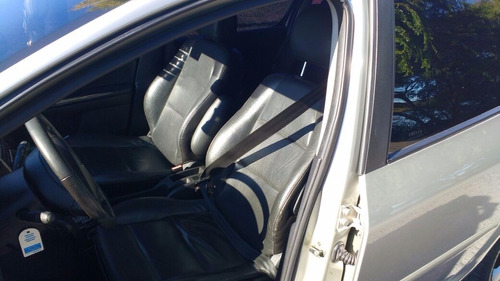 peugeot 307 2.0 xs premium 2008 4 puertas gris cendre .