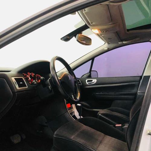 peugeot 307 2.0 xt premium tiptronic 2007