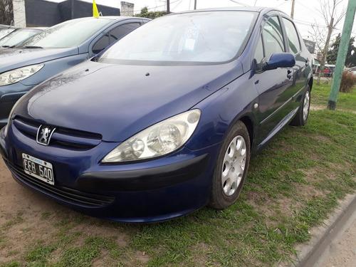 peugeot 307 2004 $140.000 diesel hdi