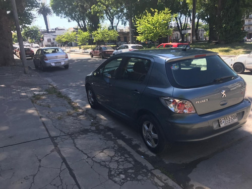 peugeot 307 2005, impecable.