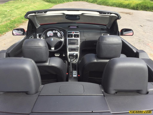 peugeot 307 cabriolet full equipo at