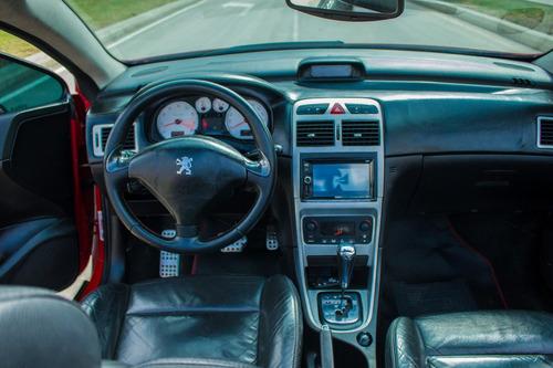 peugeot 307 convertible negociable