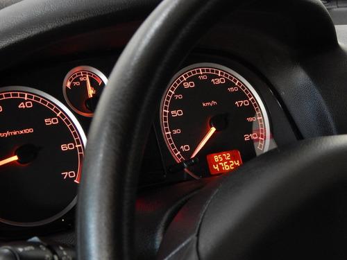 peugeot 307 feline 2.0 gasolina  hatch 47km   completo 2006