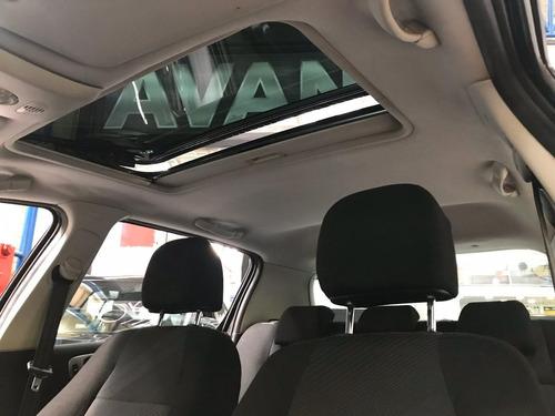 peugeot 307 hatch feline 2.0 flex automático completo teto