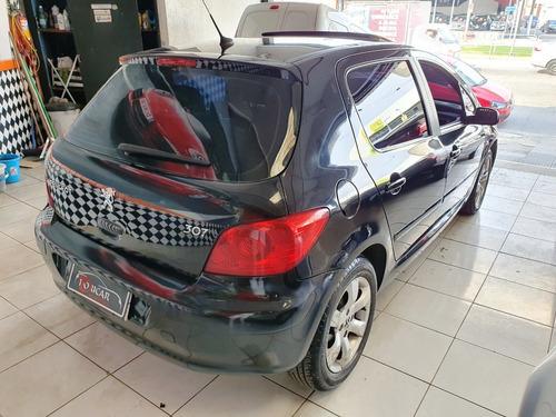 peugeot 307 hatch. griffe 2.0 16v (aut) 2008/2008