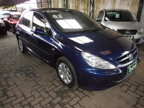 peugeot 307 hatch passion 1.6 16v 4p   2003