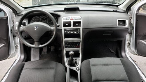 peugeot 307  presence 1.6 2008 completo