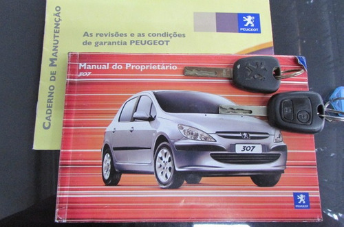 peugeot 307 presence 1.6 / completo / 2005