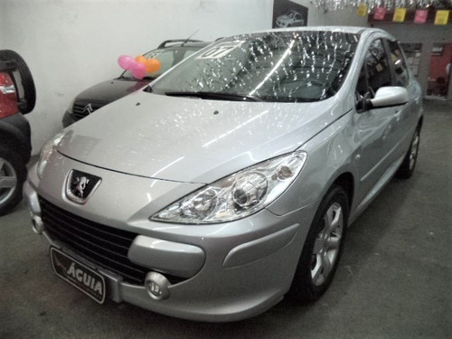 peugeot 307 presence 1.6 flex 2007 completo + airbags + abs!