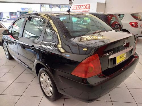 peugeot 307 sedan 1.6 mecanico 2008 completo