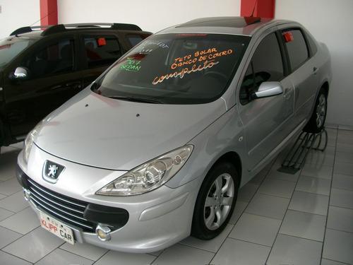 peugeot 307 sedan 1.6 presence flex 4p