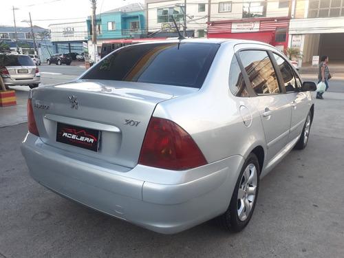peugeot 307 sedan 2.0 feline automático ano 2008 super novo