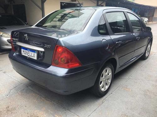 peugeot 307 sedan feline 2.0 16v(aut.) 4p