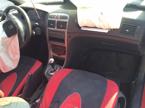 peugeot 307 sedan / hatchback 2008 por partes - s a q -