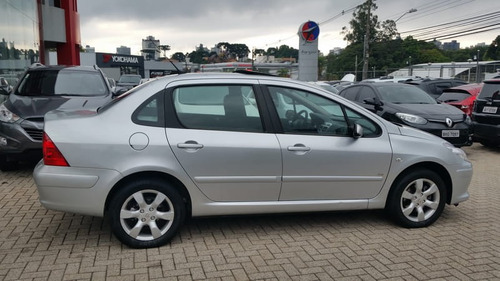 peugeot 307 sedan presence (pack) 2.0 16v flex tiptr. 4
