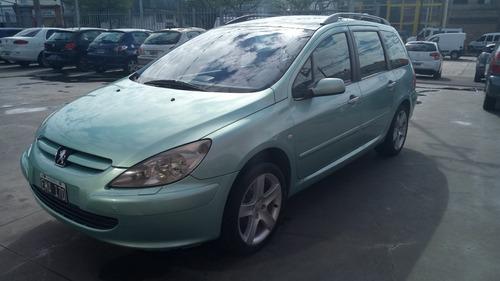 peugeot 307 sw 2004