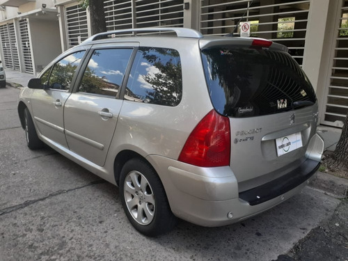 peugeot 307 sw premium 2.0 tiptronic / nafta / 2007