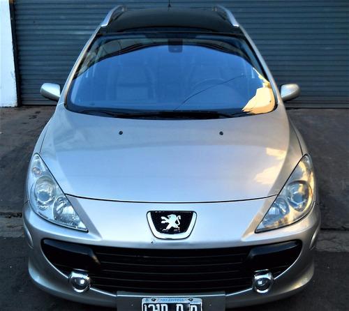 peugeot 307 sw premium 2.0l tiptronic 2007