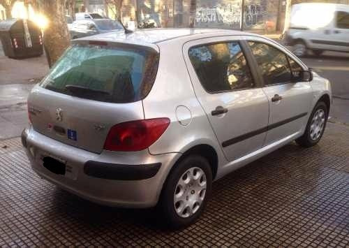 peugeot 307 xr 1.6 5p  2006  impecable!!!