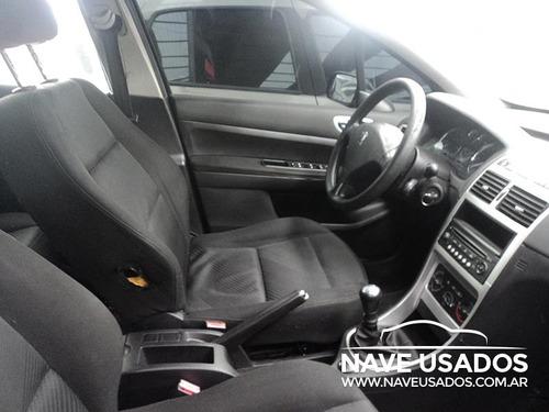 peugeot 307 xs mtor 1.6 modelo 2007 gris anticipo oferta gcd