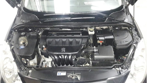 peugeot 307 xsi coupe -negra