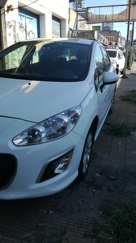 peugeot 308 1.6 active hdi 2014
