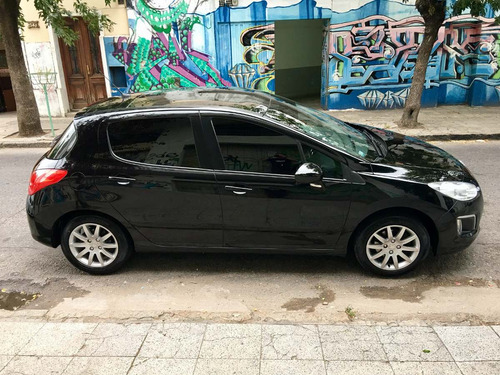 peugeot 308 1.6 allure nafta año 2012 impecable