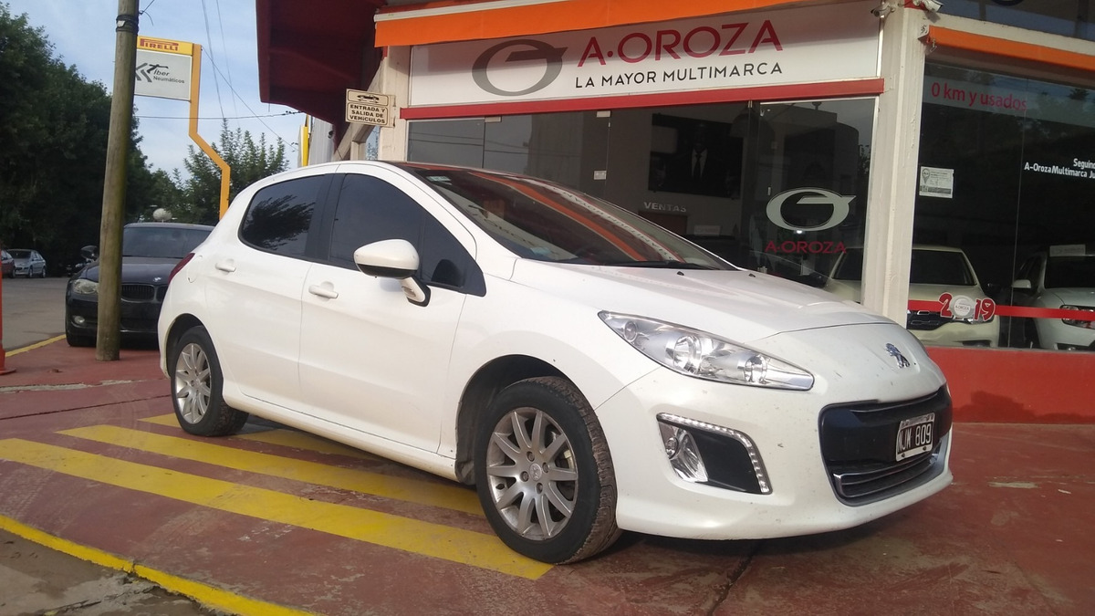 ea666be28 Peugeot 308 1.6 Allure Nav Nafta 2013 - Alvaro Oroza - $ 360.000 en ...