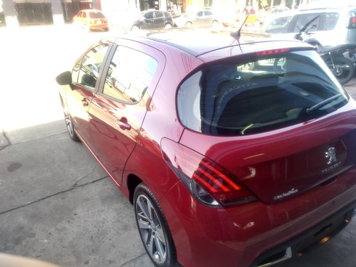 peugeot 308 1.6 allure pack 115cv 0km hot sale sem