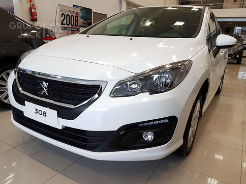 peugeot 308 1.6 allure pack (a)