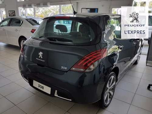 peugeot 308 1.6 allure tiptronic c/ patentamiento incl.
