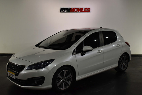peugeot 308 1.6 feline thp 163cv 2016 rpm moviles