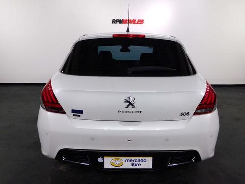 peugeot 308 1.6 feline thp 163cv 2017 rpm moviles
