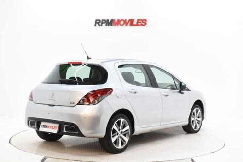 peugeot 308 1.6 feline thp tiptronic 5p 2016 rpm moviles