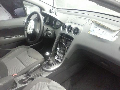 peugeot 308 1.6 hdi 2012  dado de baja valido alta de motor