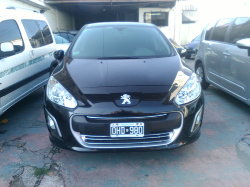 peugeot 308 1.6 hdi active 2014