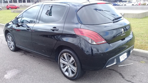 peugeot 308 1.6 hdi feline 5pts 2015 car one jf