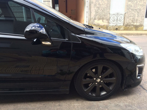 peugeot 308 1.6 turbo. extra full 2012