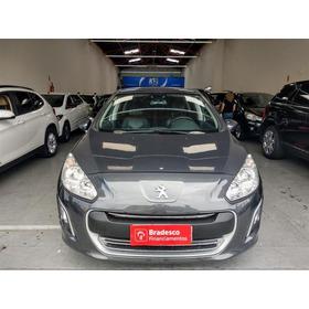 Peugeot 308 2.0 Allure 16v Flex 4p Automático 2012/2013