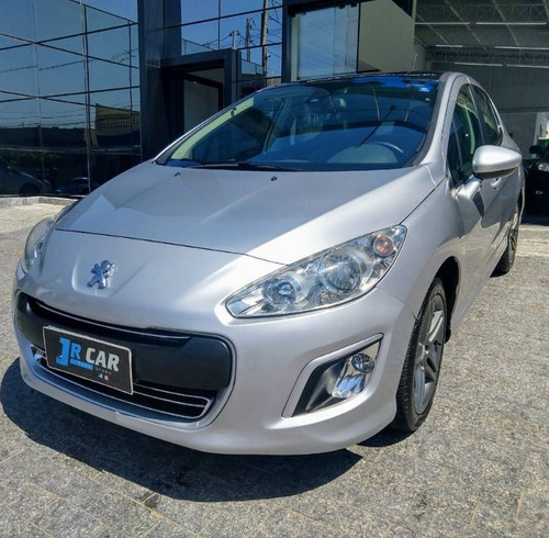 peugeot 308 2.0 allure 16v flex 4p automatico 2012/2013