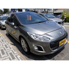 Peugeot 308 2.0 Allure Flex Aut. 5p 2013 Gipevel