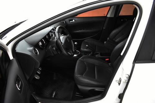 peugeot 308 2.0 feline mt 2014 rpm moviles