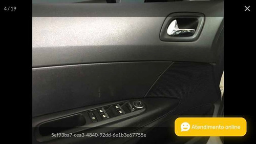 peugeot 308 2013 2.0 allure flex aut. 5p
