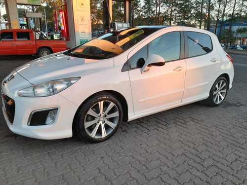 peugeot 308 5p allure 1.6 thp 156 (2012)- turbo-