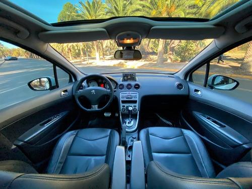 peugeot 308 5ptas. 1.6 turbo thp sport at sec. (163cv)
